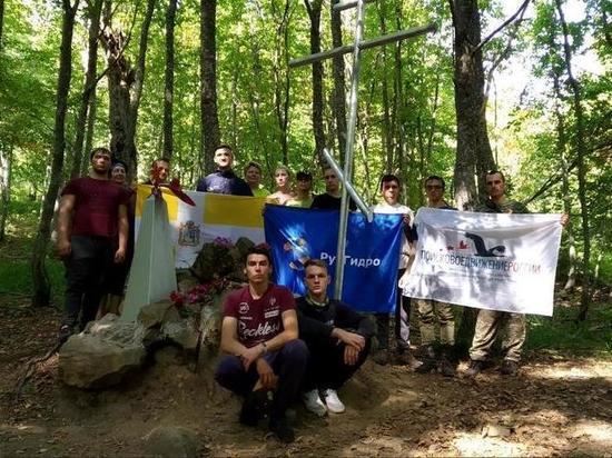 Невинномысские патриоты преодолели перевалы Кавказа