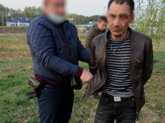 Пьяный житель Волгоградской области угрожал таксисту