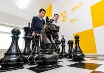 Школьники Нового Уренгоя смогут играть в шахматы на полу и на стенах