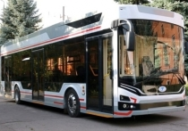 В Омске появится еще 29 новых троллейбусов