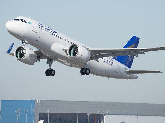 Рейс из Омска в Казахстан отменили