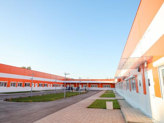 Бочаров: «Мы готовы открыть в Волжском новую больницу уже в ноябре»