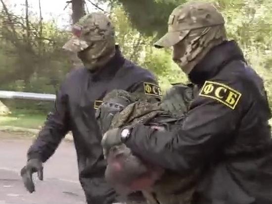 Сотрудники ФСБ в Смоленске поймали шпиона
