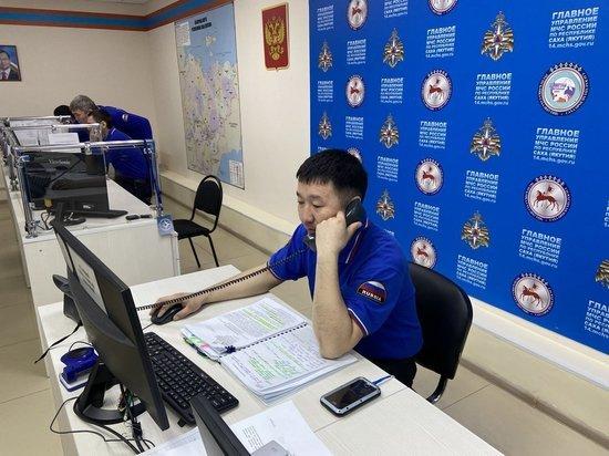 МЧС предупредило об усилении ветра в трех районах Якутии