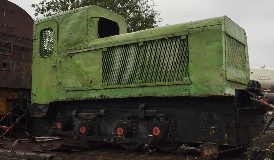 Два редких экспоната появились в Музее узкоколейных железных дорог в Екатеринбурге