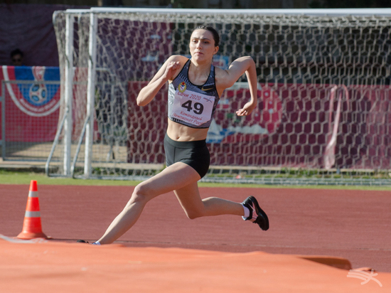 Северокавказские легкоатлеты завершили летний сезон