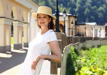 Актриса Ольга Кабо: «Не бойтесь горы»