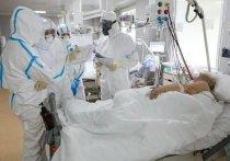 6 октября в Москве зафиксировано два антирекорда: 4000 выявленных случаев ковида и 1000 госпитализированных