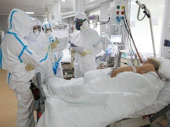 В Москве зафиксировано два антирекорда по коронавирусу
