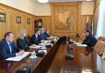 Дегтярев зарегистрировался с семьей в купленной в ипотеку квартире
