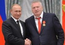 Жириновский на встрече с Путиным забыл про Фургала