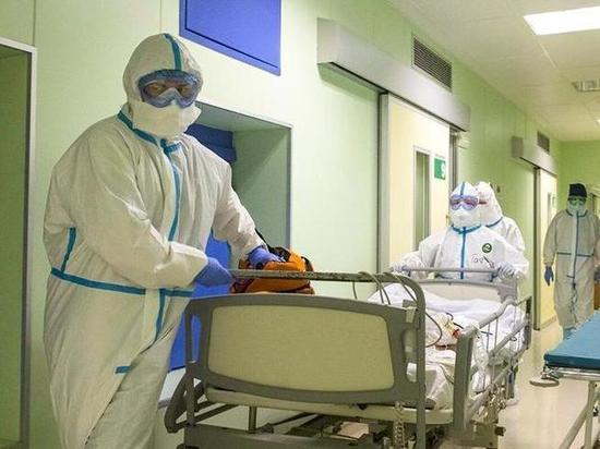 Число заболевших COVID-19 в Якутии превысило 10 тысяч человек