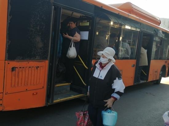 Жители Оренбурга возмущены работой общественного транспорта