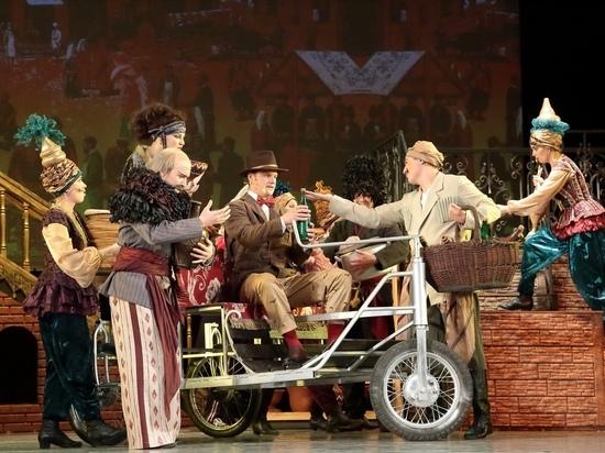 В Оренбуржье открылся театрально-концертный сезон