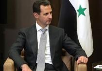Асад выразил желание привиться российской вакциной от COVID-19