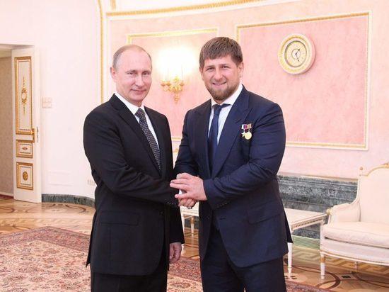 Рамзан Кадыров: президентство Путина является переломным в истории России