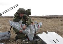 Военные беспилотники совершили вылет над территорией Кузбасса