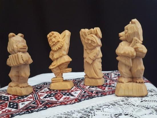 Выставка нижегородского резчика по дереву откроется в НГИАМЗ
