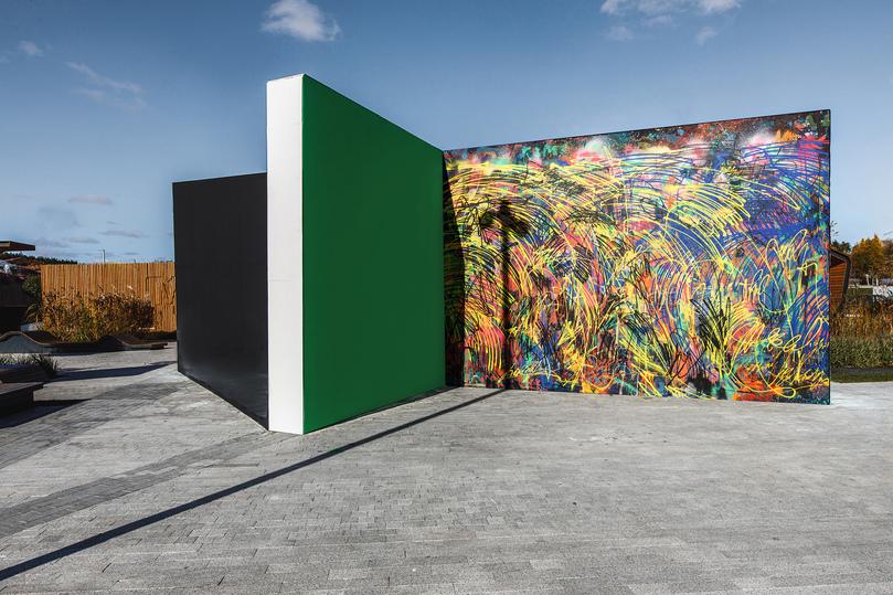 Покрас Лампас создал в Екатеринбурге пространство для фотосъемок