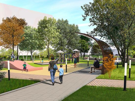 В Омске пройдет конкурс дизайн-проектов общественных территорий