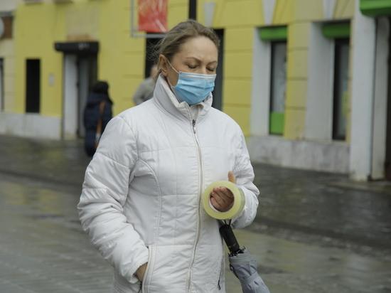 Власти региона призвали нижегородцев носить маски в магазинах