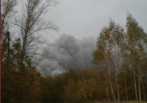Военная прокуратура начала проверку из-за пожара под Рязанью