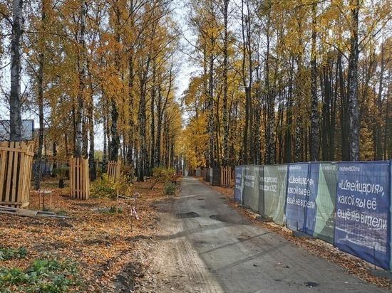 Общественники и депутаты обсудили ремонт парка «Швейцария»
