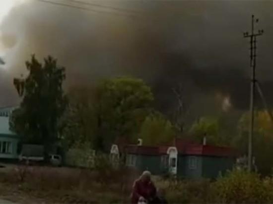 Ситуация в Рязанской области, где гремят взрывы: жители отказываются эвакуироваться