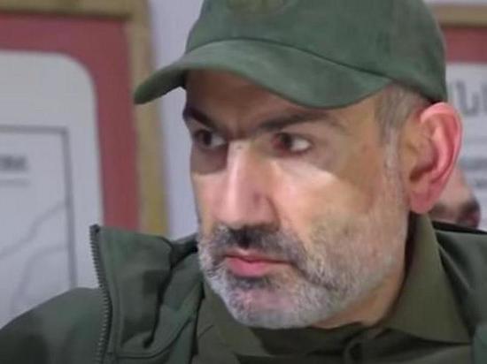 Пашинян призывает международное сообщество признать Карабах