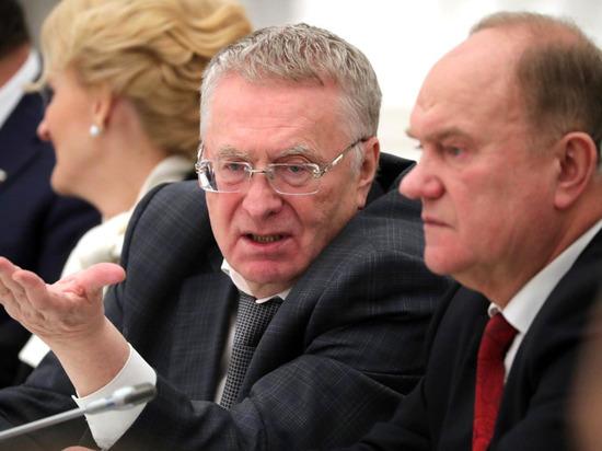 СМИ: в администрации президента разрабатывают стратегию выборов в Госдуму