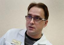 Завотделением Омской больницы сообщил о вероятных причинах состояния Навального