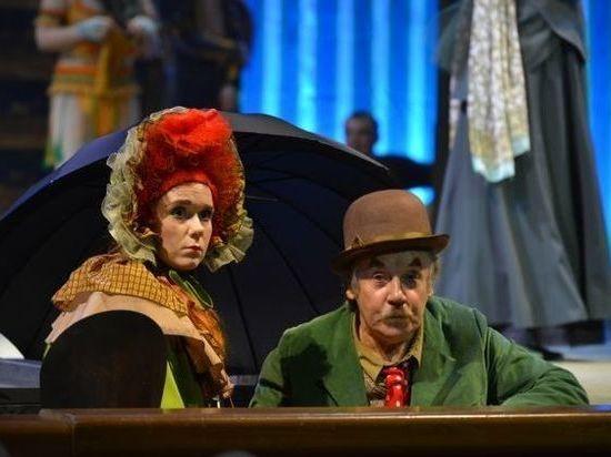 Известный актер Омского драмтеатра заболел коронавирусом