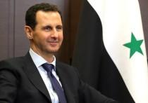 Башар Асад поздравил Лукашенко с инаугурацией