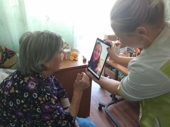В Германии раздали 10 000 планшетов в домах престарелых