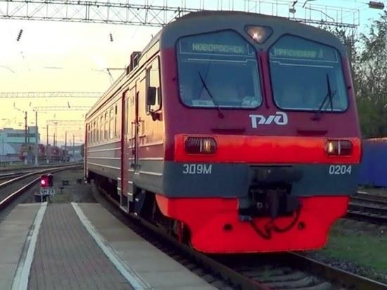 В пригороде Краснодара займутся развитием железнодорожного сообщения