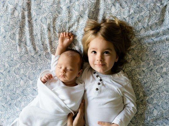 Забайкалье вошло в число регионов, где готовы рожать вторых детей