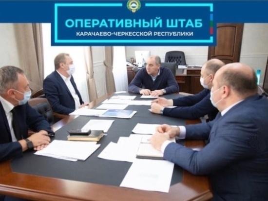 В Карачаево-Черкесии оперативный штаб переходит к решительным мерам