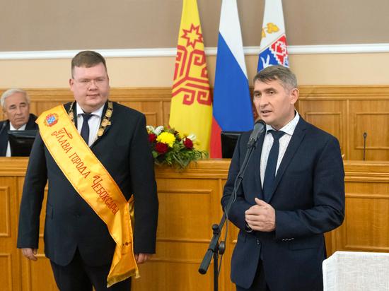 Депутаты избрали нового главу Чебоксар