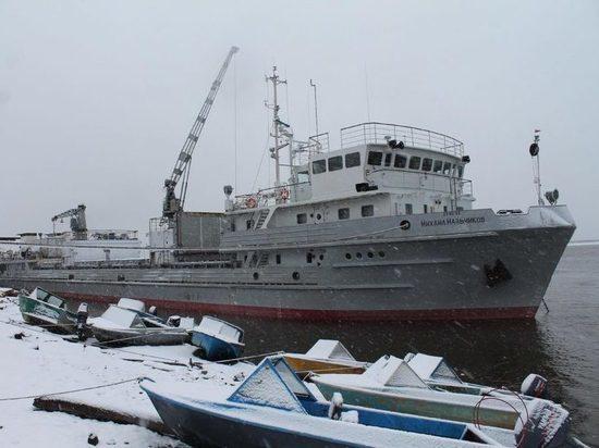 В Якутск везут 960 тонн свежемороженной рыбы
