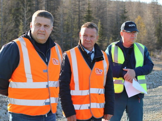 «Росавтодор» проверил степень готовности ремонтируемых участков на автодороге «Лена» в Якутии