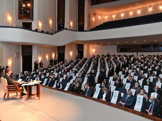 Первое заседание Народного совета провёл Михаил Дегтярёв в Хабаровске