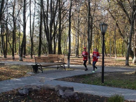 Парк после реконструкции открылся в Варнавино