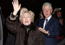 Пока граждане США прикованы к президентским дебатам по телевизору, бывший кандидат на эту должность Хиллари Клинтон рассказала о своей страсти к театру