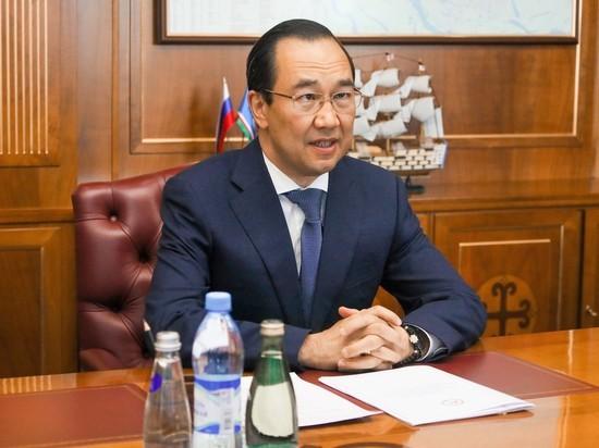 Глава Якутии рассмотрел ход реализации нацпроекта «Производительность труда и поддержка занятости»