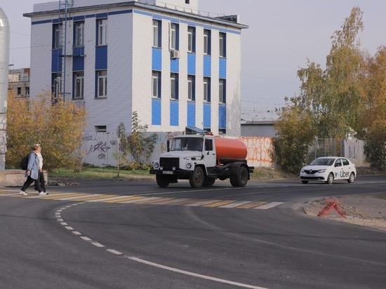 Почти 2 км Южного обхода отремонтировали в Дзержинске