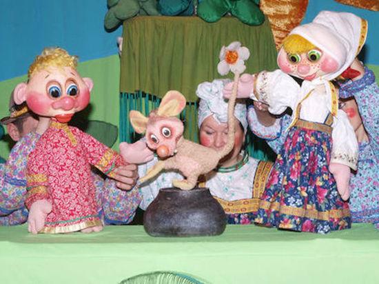 В казанском театре кукол покажут спектакли с тифлокомментированием