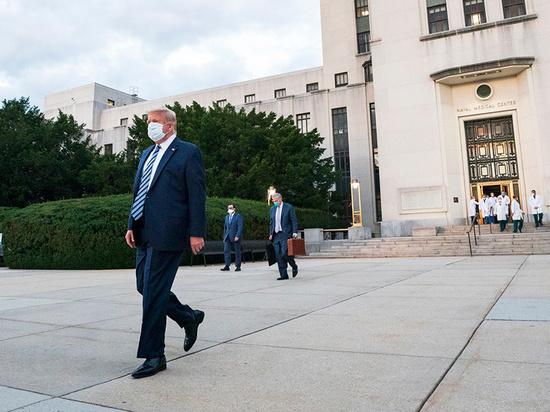 Американский президент еще больше сократил срок восстановления