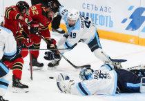 В субботу, 10 октября, новосибирские хоккеисты в гостях встретятся с «Авангардом»