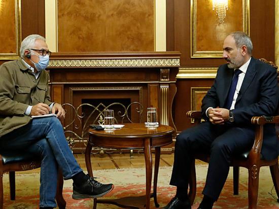 Пашинян назвал Армению последним препятствием экспансионизму Турции