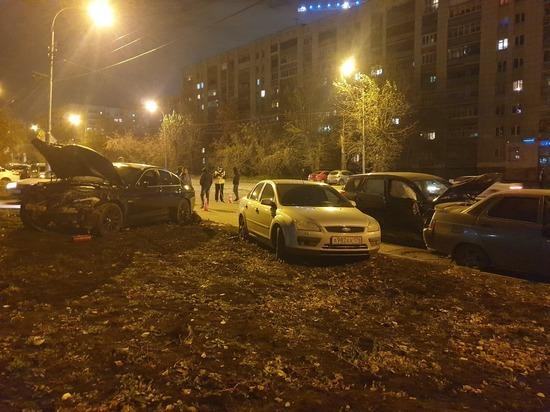 В Екатеринбурге в массовом ДТП пострадал 9-летний ребенок